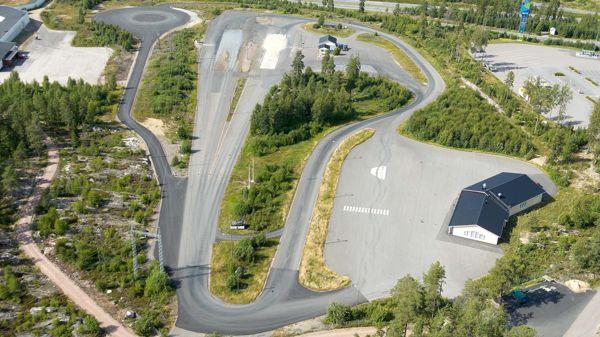 Liikenneturvallisuuskeskus Paimio, Paimio