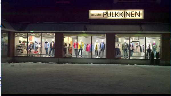 Asuste Pulkkinen, Nurmes