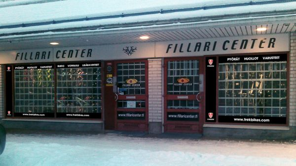 Fillari Center Saarelainen & Borgman Ay, Hyvinkää