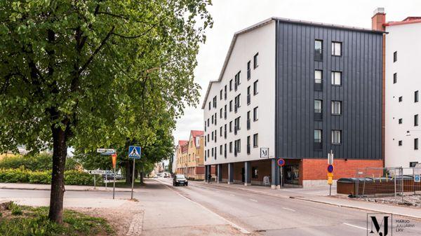 Juujärvi LKV, Oulu