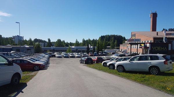Automyynti Rosberg Kuopio