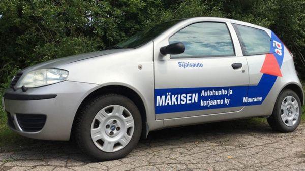 Mäkisen Autohuolto ja Korjaamo Ky, Muurame
