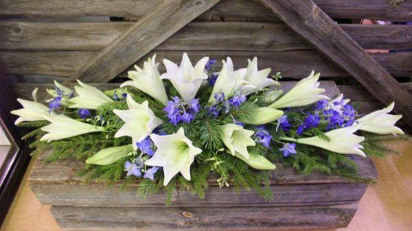 Kukka ja hautauspalvelu Kimppu Ky, Konnevesi