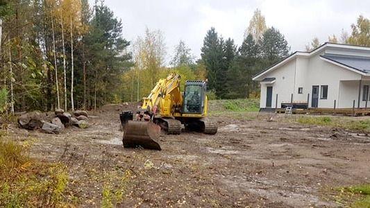 Rosena Rakennus, Lahti