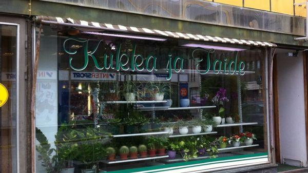 Kukka ja Taide, Oulu