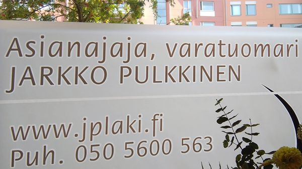 Asianajotoimisto Jarkko Pulkkinen, Helsinki