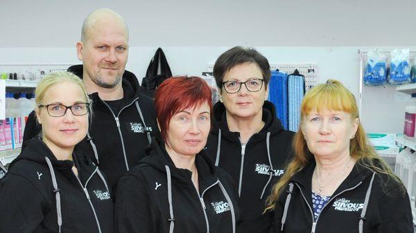 Kaijan Siivouspalvelu Oy, Suonenjoki
