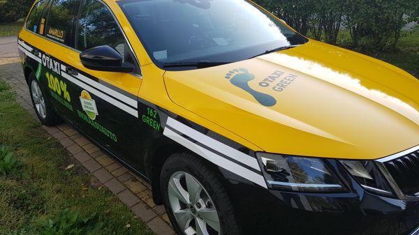 HaNi Taksi Ky, Oulu