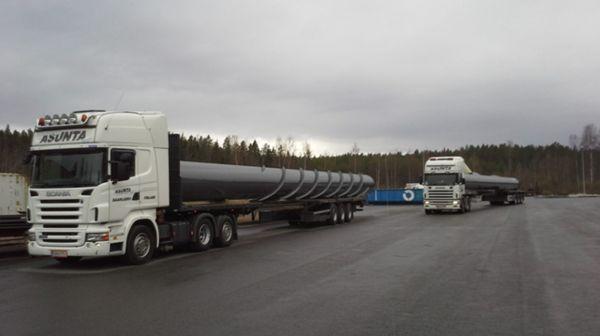 Kuljetus Asunta Oy, Saarijärvi