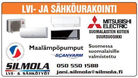 Silmola Oy, Nokia