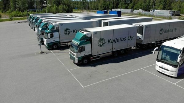 VP-Kuljetus Oy, Lappeenranta