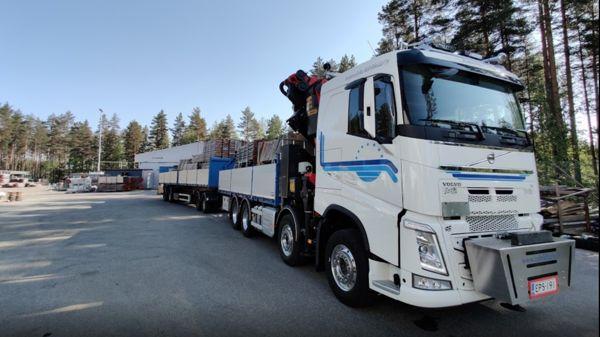 Kuljetusliike Rahikkala Oy, Jyväskylä