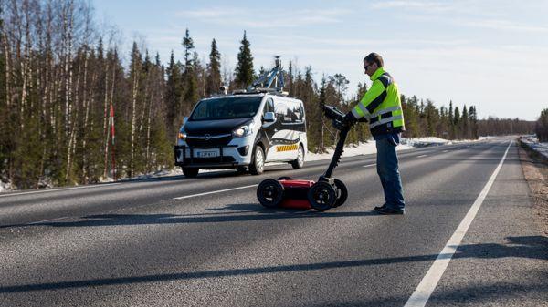 Roadscanners Oy, Rovaniemi