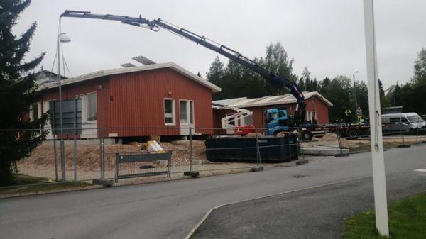Kuljetus & Nosto Harju Oy, Ilmajoki