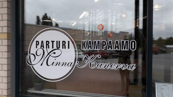 Parturi-Kampaamo Minna Kanerva, Ulvila