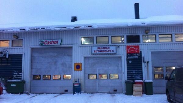 Palokan Autohuolto Ky, Jyväskylä