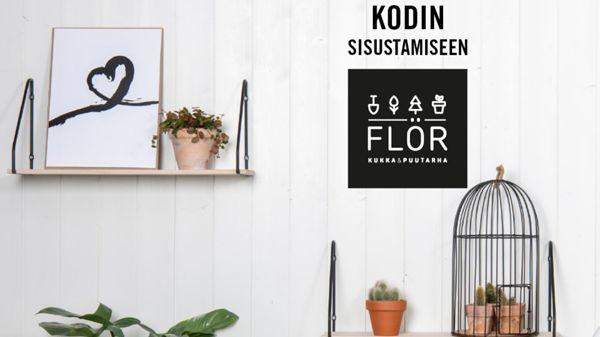 FLÖR Kukka & Puutarha Peltola, Turku