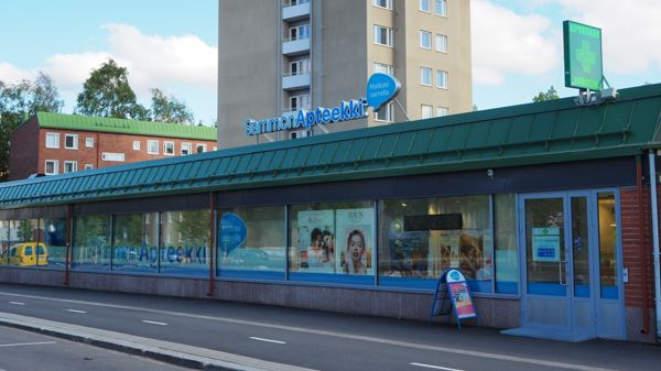 Sammon Apteekki, Tampere