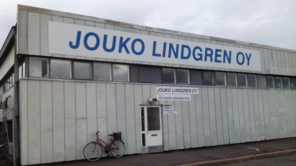 Jouko Lindgren Oy, Helsinki