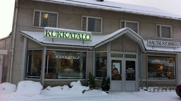 Kalajoen Kukkatalo ja Hautaustoimisto, Kalajoki