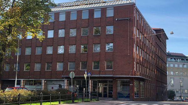 Työllisyysrahasto, Helsinki