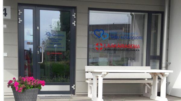 Lääkäriasema Johanneksen Klinikka, Kangasala, Kangasala