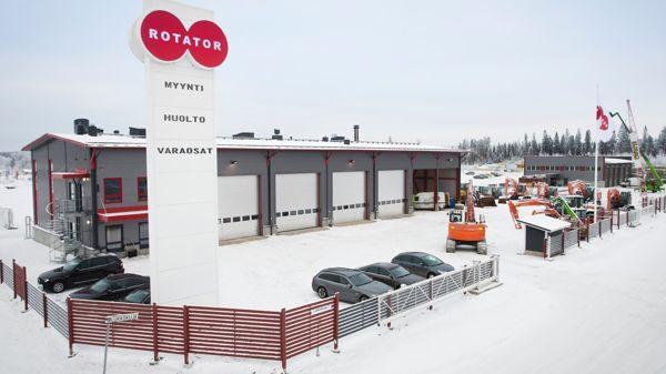 Rotator Oy, Kuopio