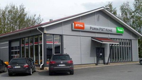 Porin P&T Kone, Pori