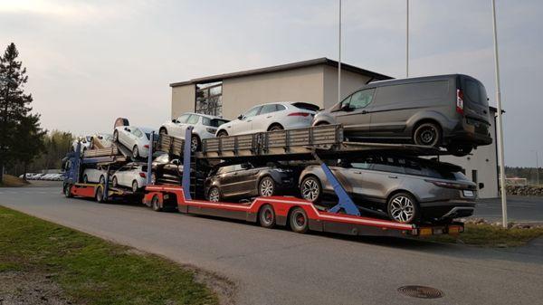 Kawa Auto Oy, Loppi
