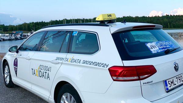 Särmä-Taxi, Turku