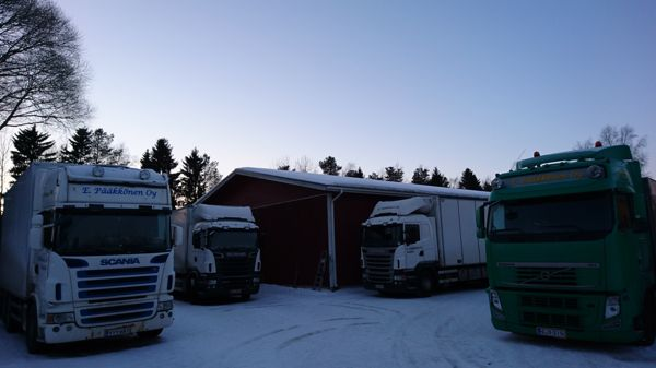 E Pääkkönen Oy, Kalajoki