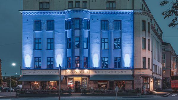 Ravintola Manala, Helsinki