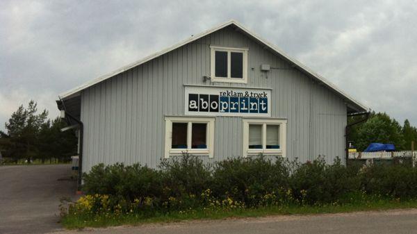 Aboprint Oy, Parainen