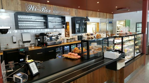 Wi-Box Bakery & Kitchen, Raasepori