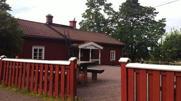 Bembölen Kahvitupa - Bemböle Kaffestuga, Espoo