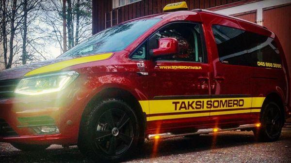 Taksi Simo Lahti, Somero