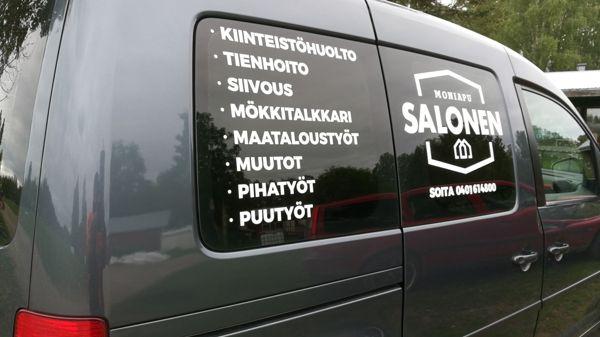 Moniapu Salonen Oy, Hartola