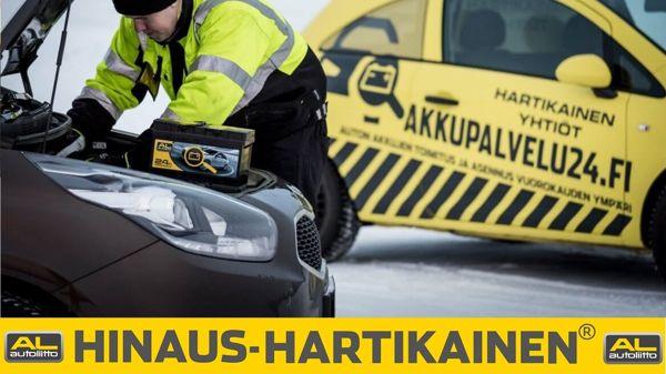 Hinaus Hartikainen 24h Oulu, Oulu