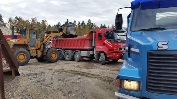 Maansiirto Lahikainen Oy, Kangasniemi