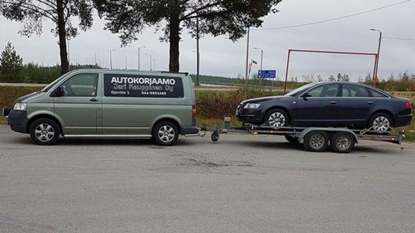 Autokorjaamo Jari Kauppinen Oy, Kajaani