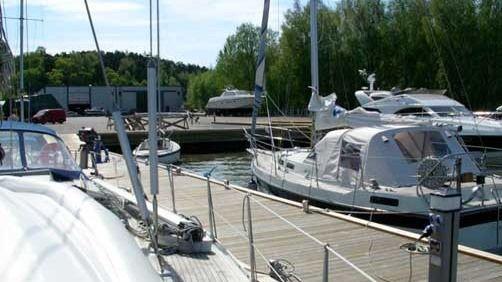Marinepalvelu Oy, Turku