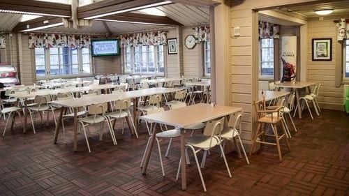 Cafe Kuusijärvi, Vantaa