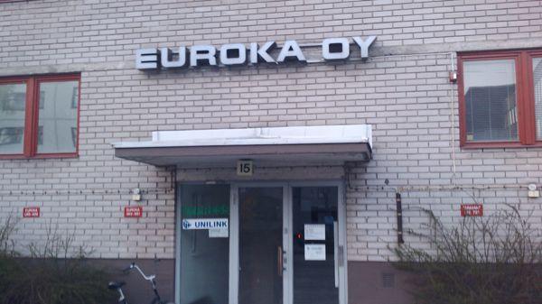 Euroka Oy, Helsinki