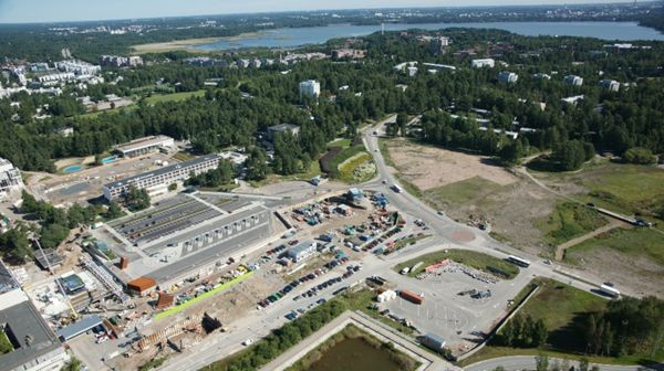 Sipti Infra Oy, Helsinki