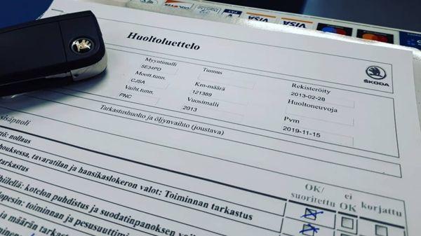 Silmukkatien Autohuolto Oy, Vaasa