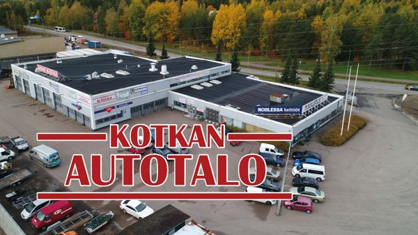 AD Kotkan Autotalo, Kotka