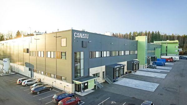 Canatu Oy, Vantaa