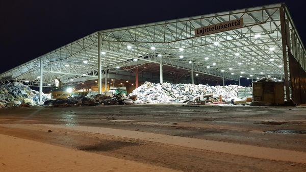 Keltakankaan jätekeskus, Kouvola