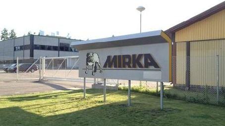 Mirka Oy Karjaan tehdas, Raasepori