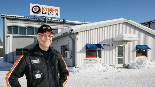 Kymppikatsastus Oy, Tampere